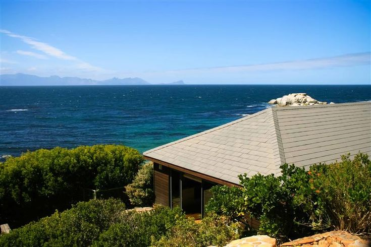 "Self catering accommodation, Simon's Town, Cape Town   This ocean view screams ""Holiday""!!  http://www.capepointroute.co.za/moreinfoAccommodation.php?aID=582"