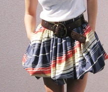 i like. that skirt....