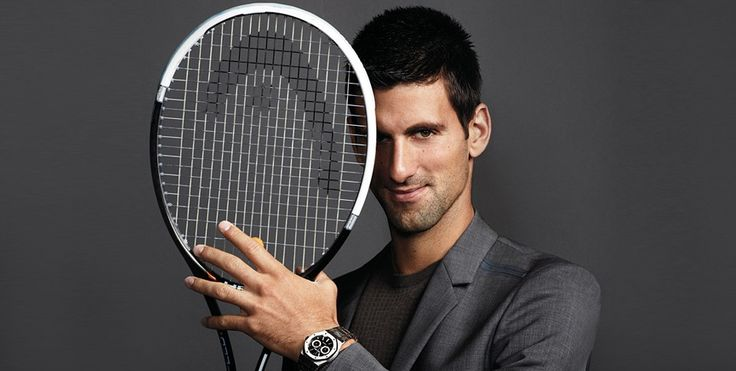 Novak Djoković – mój przepis na sukcesu. www.cherryballart.com