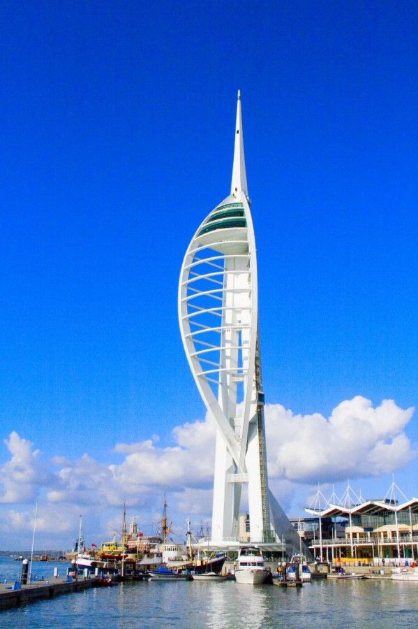 Spinnaker Tower – England