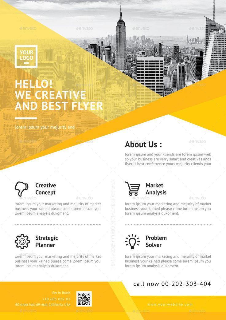 Flyer Bundle 2 In 1 Flyer Bundle Poster Design Layout Graphic Design Flyer Business Poster