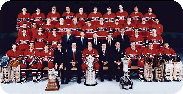 L'équipe de 87