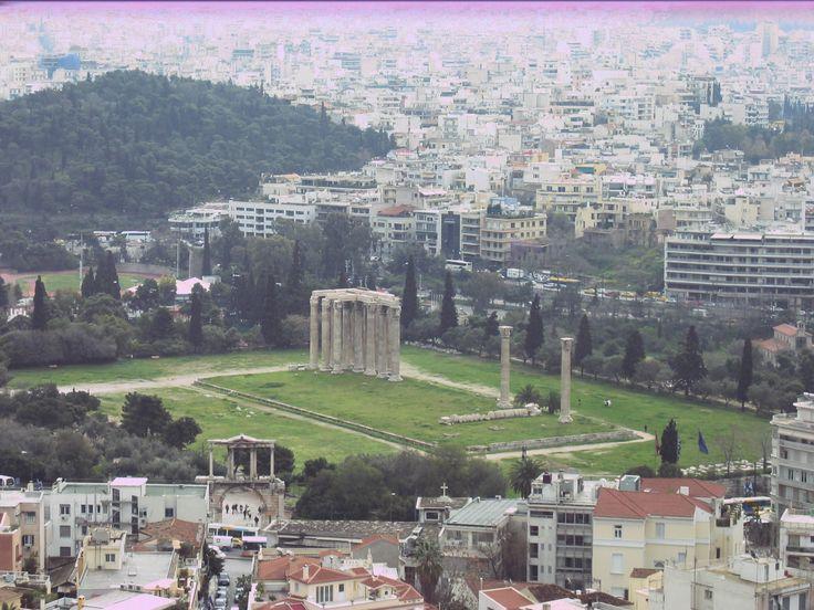 Athens Zeus
