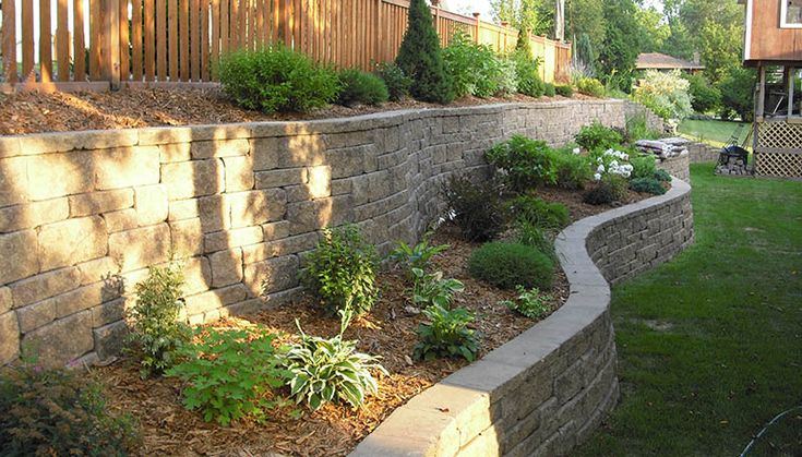 210 best Retaining Walls images on Pinterest | Retaining ...