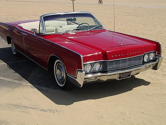 1967 Lincoln Continental Convertible What More Can You Say It S A 4 Door Doors Awesome Clic And Muscle Cars