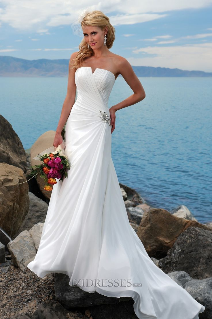 8 best wedding dress for renewal vows ( never had a wedding dress ...