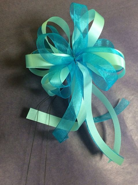 How to Make a Double Ribbon Bow