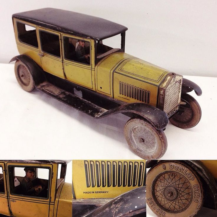 c1920-30s #TIPCO #tinplate limousine TC22734 lot 470 in our #VintageToys #Antiques & #Collectables #auction next Weds. Catalogue available at townsend-auctions.co.uk  #vintagecars #tinplatecars #tinplatetoys #vintagetoys #antiquetoys