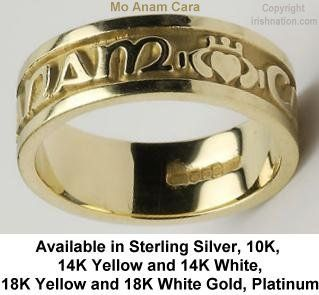 17 Best Images About Anam Cara On Pinterest Wedding Ring