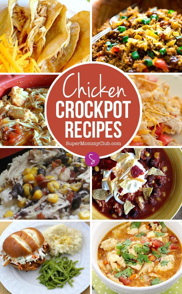 Easy healthy crock pot recipes for kids