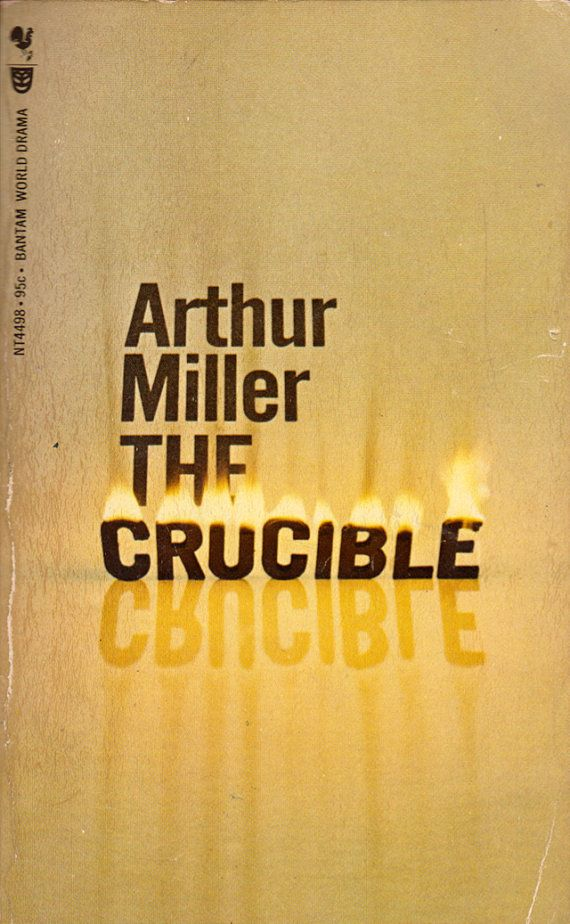 the hunt for revenge in the crucible a play by arthur miller John proctor - from the crucible, a play by arthur miller a play by arthur miller, throughout the play he changes from being a troubled such as revenge.
