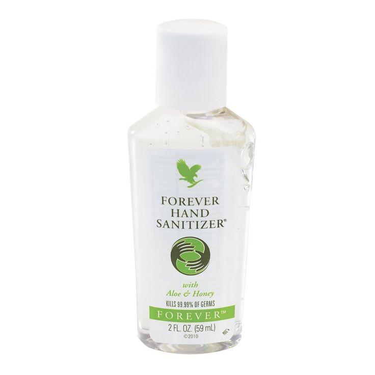 Forever Hand Sanitizer (Αντισηπτικό υγρό για τα χέρια με αλόη και μέλι) €3,89
