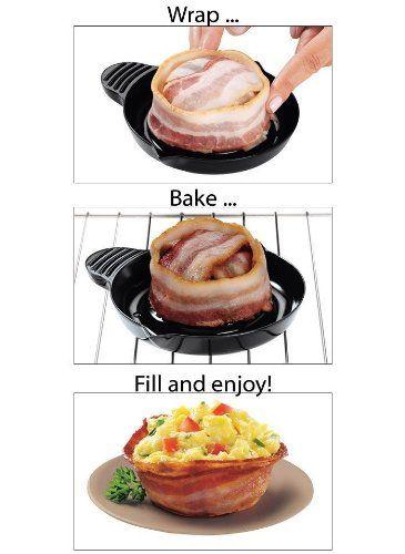 Bacon Bowl Maker