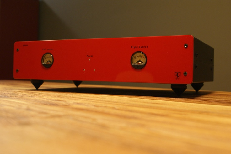 LAB12   Handcrafted Tube Phono Stage