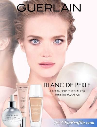 Guerlain Blanc de Perle Spring 2015 Collection (possibly Asia exclusive?)