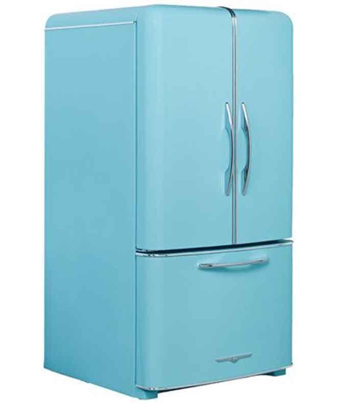 Il frigorifero è un apparecchio elettrico che rientra nella categoria grandi elettrodomestici, o elettrodomestici bianchi, la cui funzione è conse