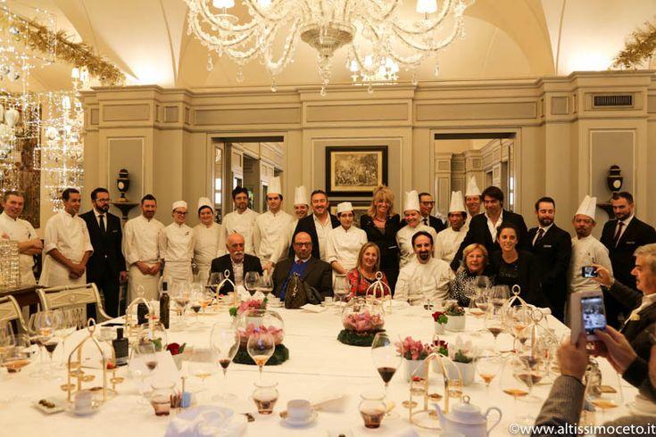 Cartoline dal 619mo Meeting VG @ Il Palagio del Four Seasons Hotel – Firenze – Chef Vito Mollica - 1* #Michelin #ViaggiatoreGourmet #AltissimoCeto