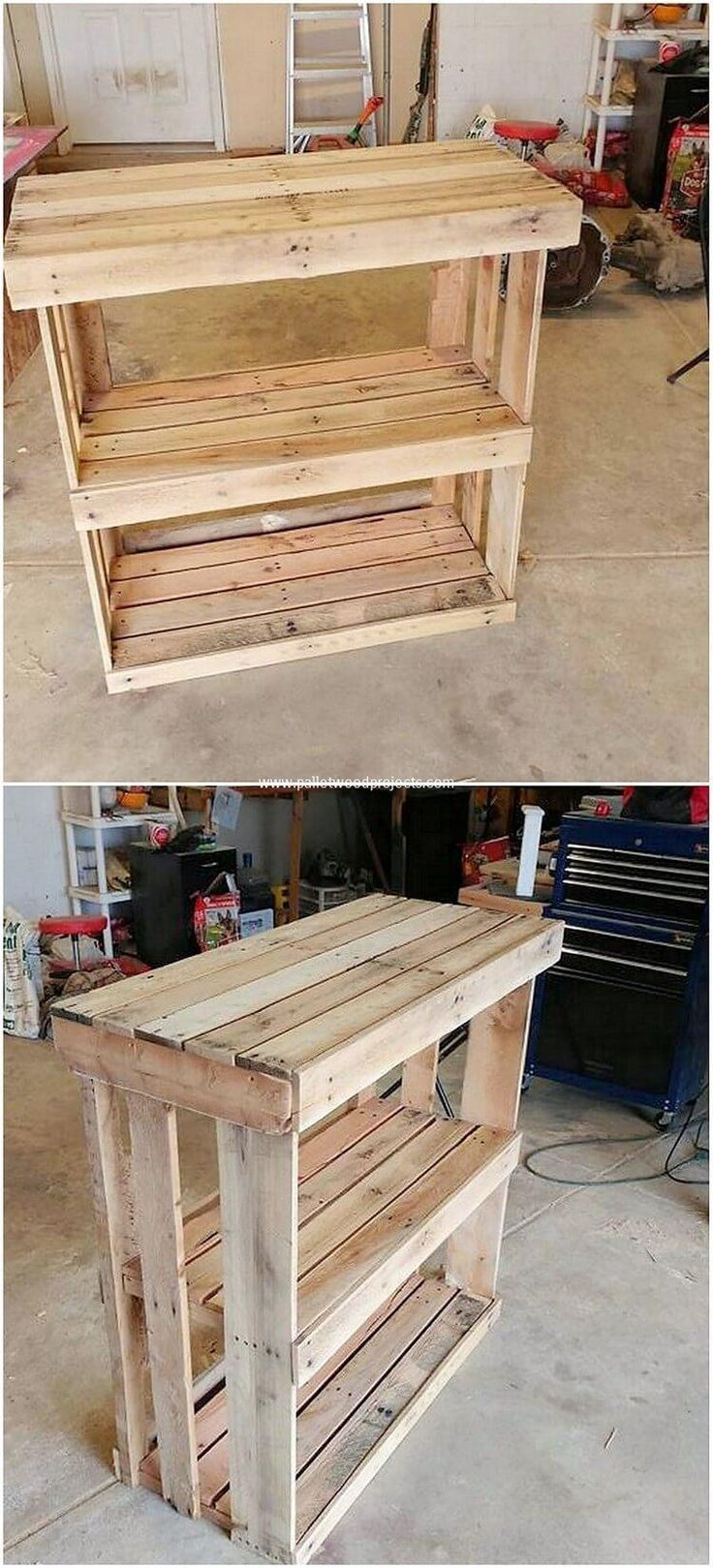 Lovely And Implausible Things Made With Old Pallets Pallet