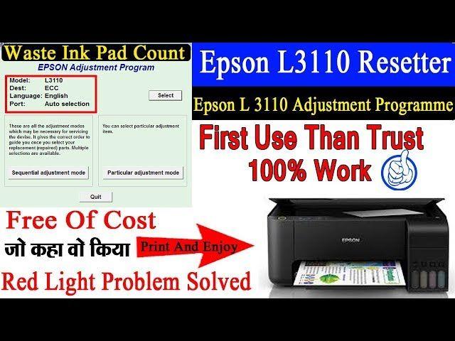 Epson L6160 L6170 L6190 Adjustment Program Free Download Preschool Diploma Template Epson Kindergarten Reading