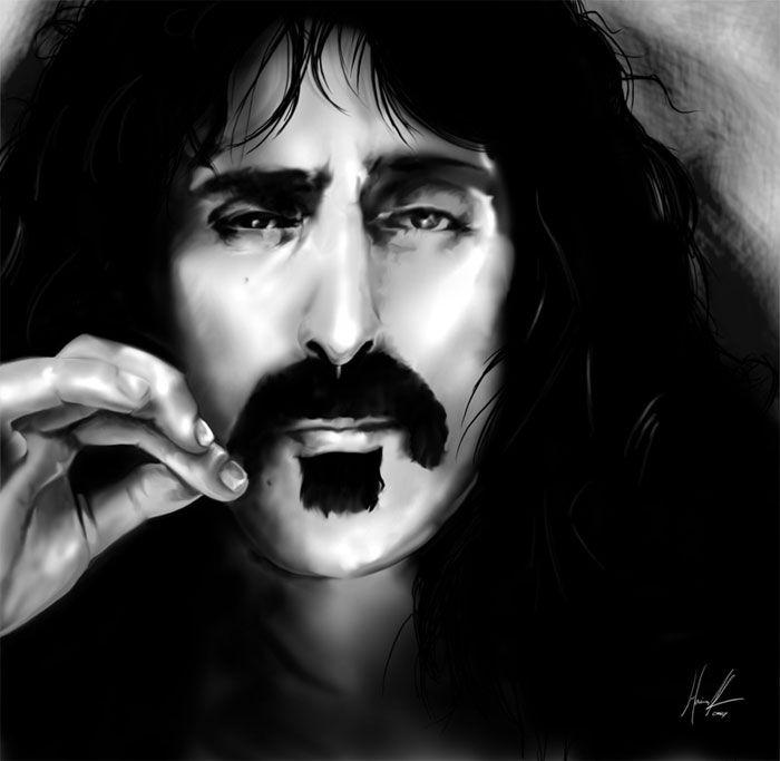 Se passi una vita noiosa e miserabile perché hai ascoltato tua madre, tuo padre, tua sorella, il tuo prete o qualche tizio in tv che ti diceva come farti gli affari tuoi, allora te lo meriti.    Frank Zappa