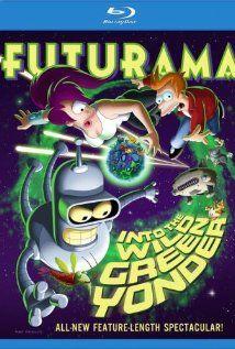 Futurama: Into the Wild Green Yonder / HU DVD 14242 / http://catalog.wrlc.org/cgi-bin/Pwebrecon.cgi?BBID=8314655