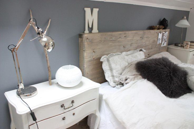 Ny hjemmelaget sengegavl | frosthome