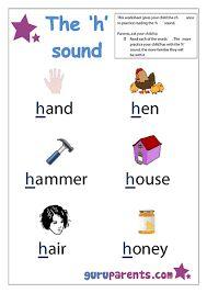 19 best Letter H images on Pinterest  Alphabet activities