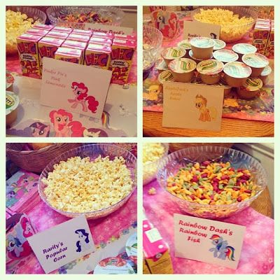 Aleah's My Little Pony Party - Pinkie Pie Everywhere!