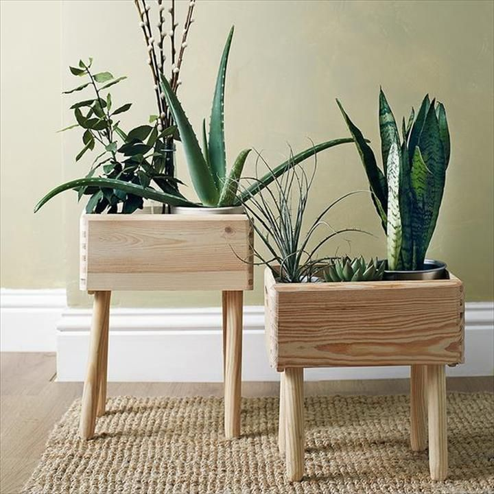 13 DIY Holzprojekte – Ideen für Wohnkultur  – Selber Machen