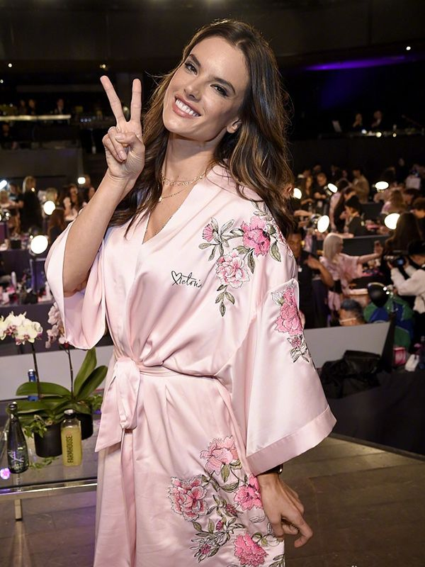 299182dc9a Victoria s Secret Embroidered Chinese Silk Robe