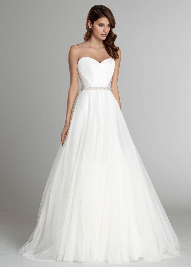 Simple Alvina Valenta Wedding Dresses Fall