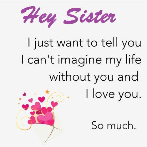 Sislovesme - big sister always knows best