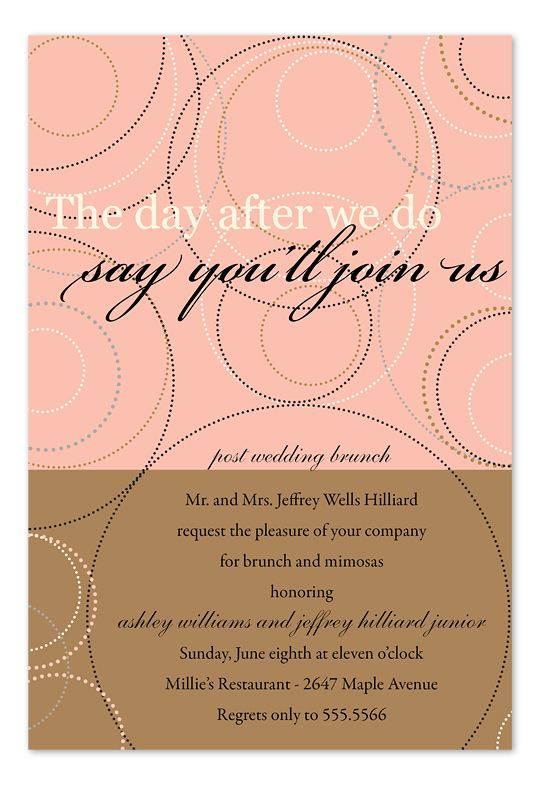 Reception Invitation Wording After Elopement as beautiful invitation layout