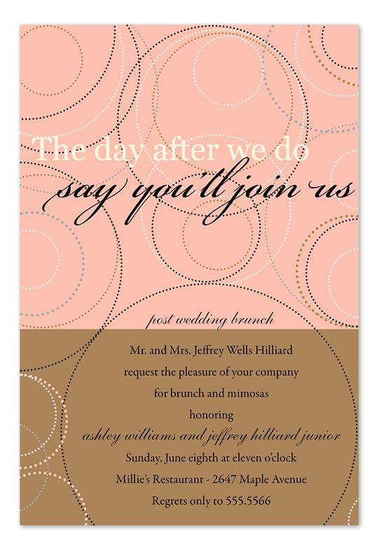 brunch invite party brunch brunch invitations wedding invitations post