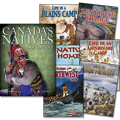 Canada's Natives Bundle - Northwoods Press