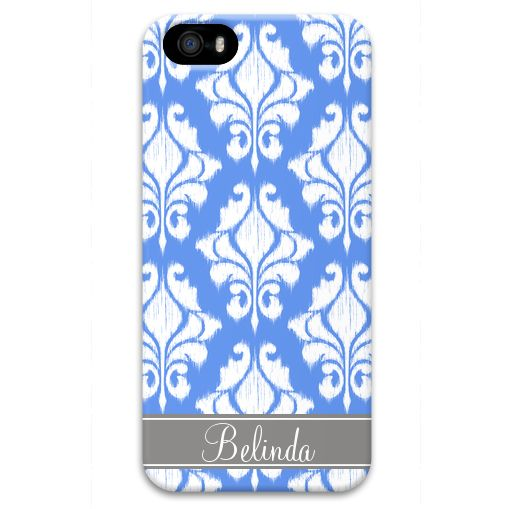 Personalized Cell Phone Case - Name Band