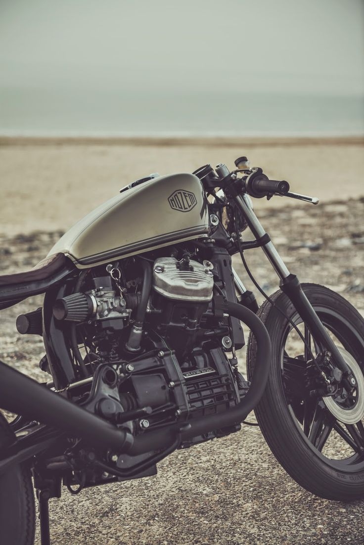 Moto-Mucci: DAILY INSPIRATION: Honda CX500 Cafe Racer by Nozem Amsterdam