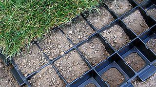 GEOBLOCK® Vegetated Porous Pavement Product Photos