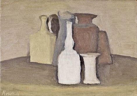 Giorgio Morandi, Unknown on ArtStack #giorgio-morandi #art