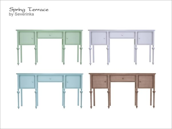 Severinka_'s [Spring Terrace] Console table