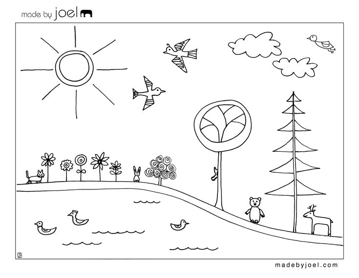 joel coloring pages - photo#11
