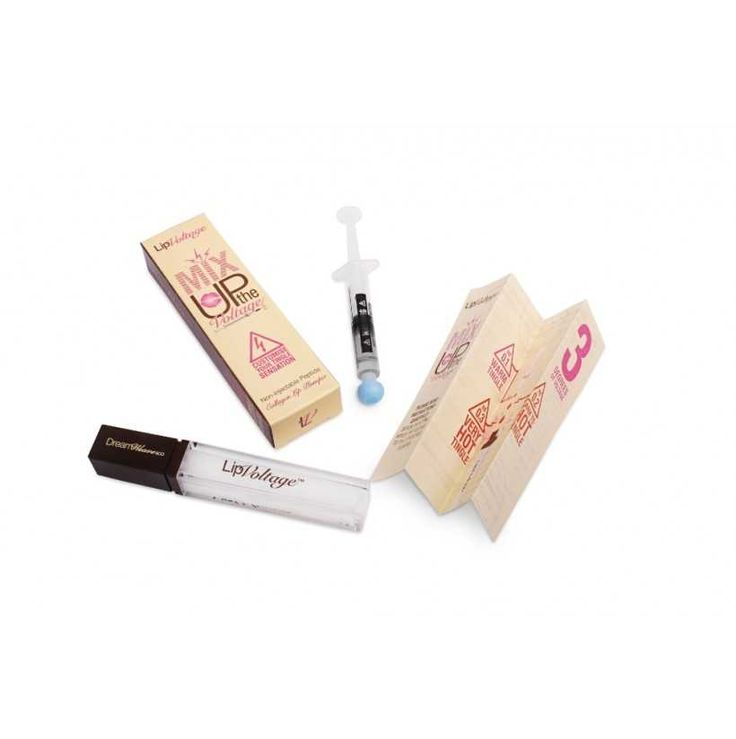 Lip Voltage is a quick absorbing peptide lip treatment, using Nano technology to fill and volumise the lips  to plump up for the perfect pout.  Applied and massaged into lips - and above the cupids bow for more dramatic results - Lip Voltage absorbs quickly for a look that lasts for up to 24 hours.