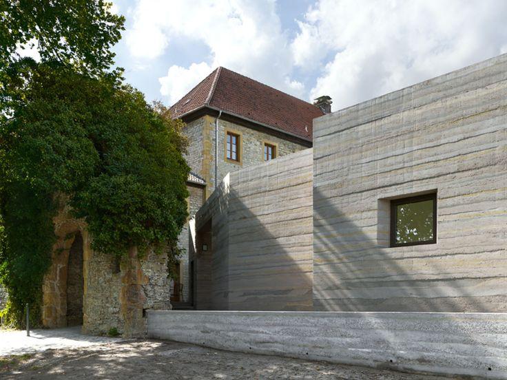 Stefan Müller, Max Dudler Architekt · Sparrenburg Visitor Centre · Divisare