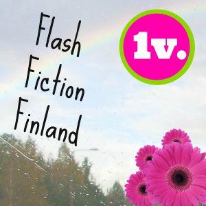 1 vuosi flash fictioneja.  #kirjoittaminen #flashfiction #raapale #verkkokurssi