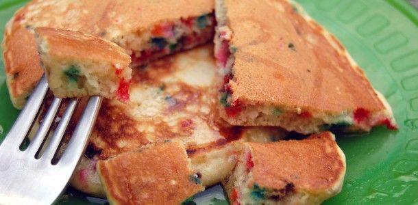 confetti pancakes epicness