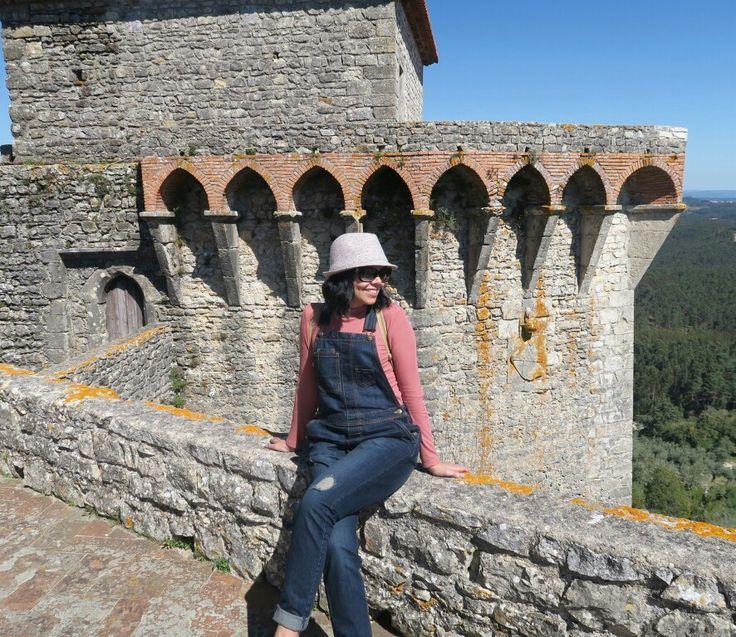 Castelo Medieval de Ourém!