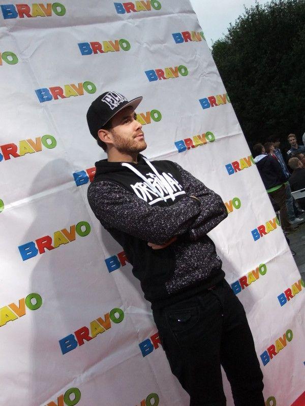 Fluor volt az egyik műsorvezető (Bravo Otto 2014) Fotó: Vásárhelyi Dávid - Hír7