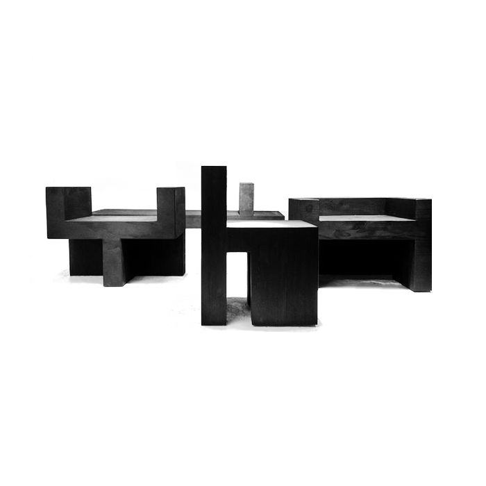 MONUMENTS - Limited edition furniture designed by Lukas Machnik.