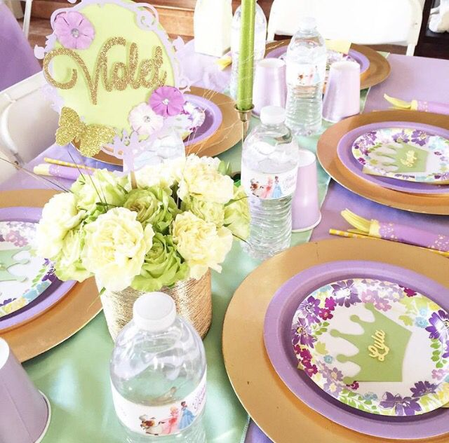 Enchanting Princess And The Frog Table Set Ideas - Best Image Engine ...