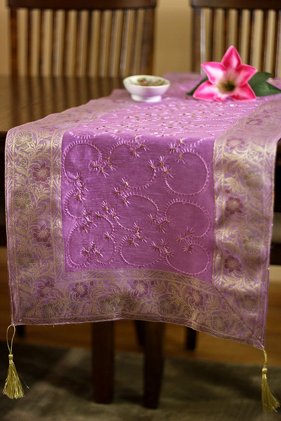 The 101 best Table Runners images on Pinterest | Table runners ...